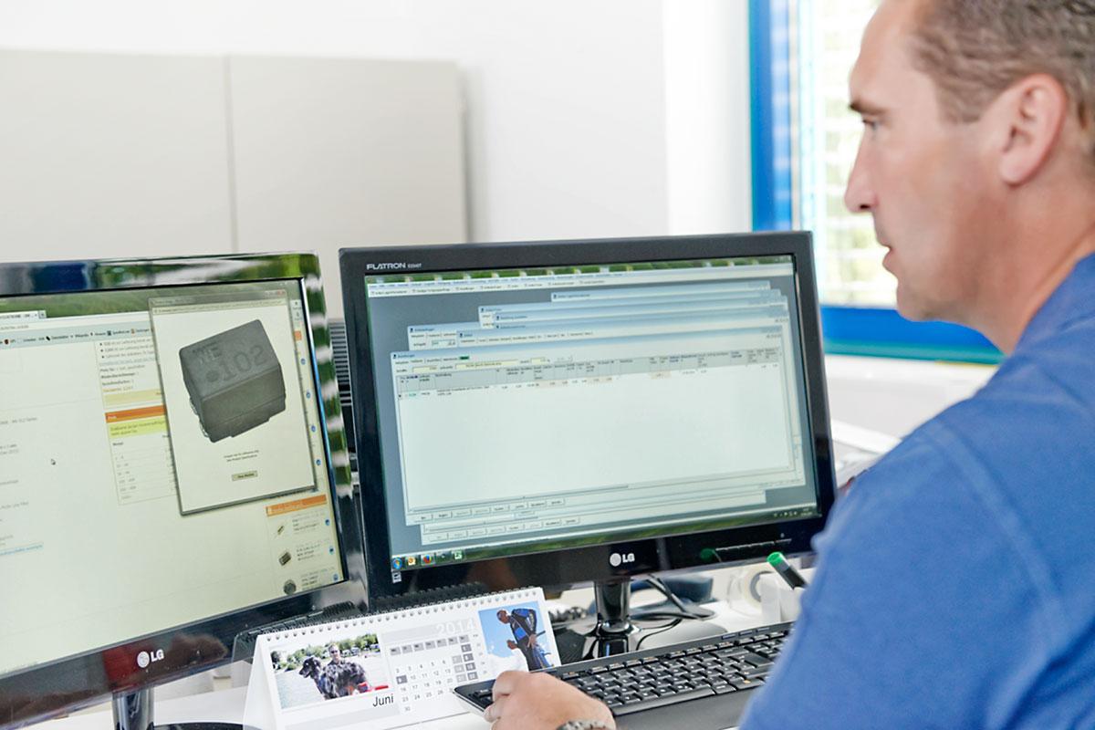 Proaktive Kundeninformation bei CLEMENS GmbH