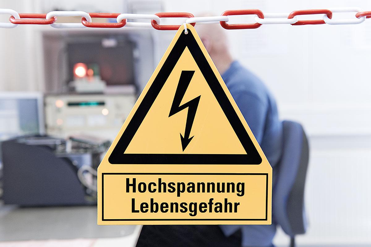 Qualitätssicherung bei CLEMENS GmbH