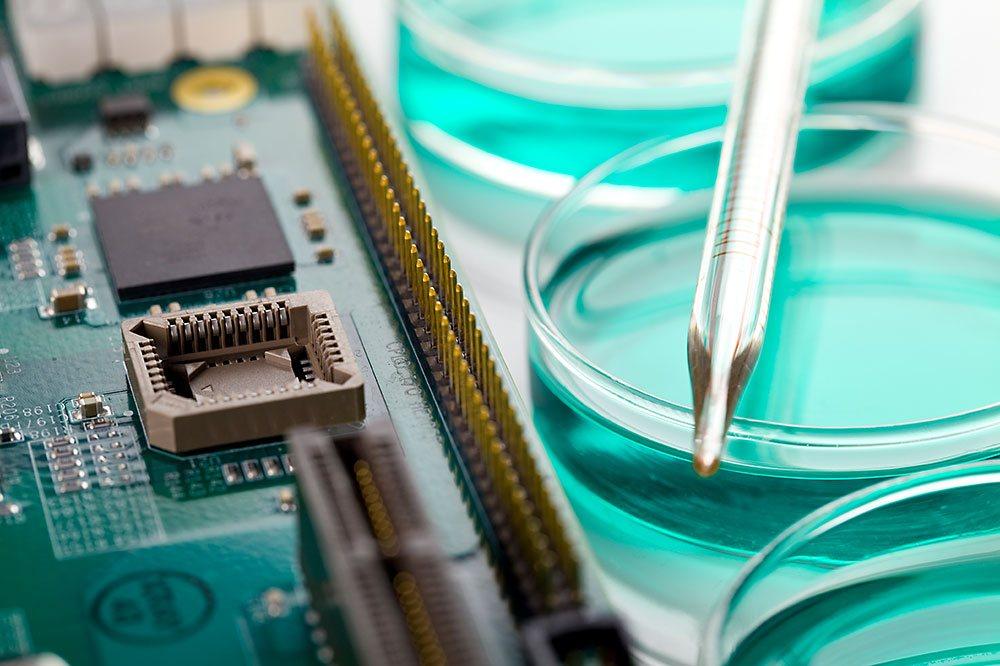 Labortechnik bei CLEMENS