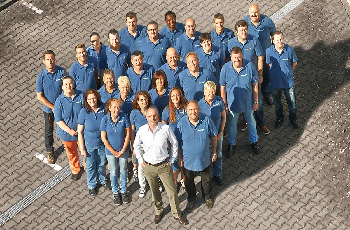 Das CLEMENS Team